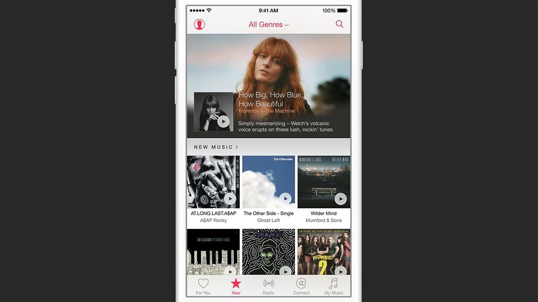 Apples neuer Radio-Sender nennt sich Beats One.