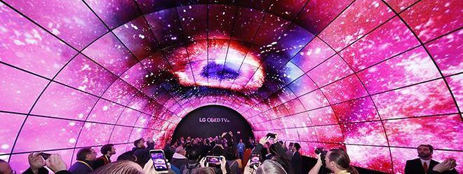 Pour la deuxième fois, LuxFactory emmène seize start-ups à Las Vegas pour le plus gros événement du monde autour des technologies