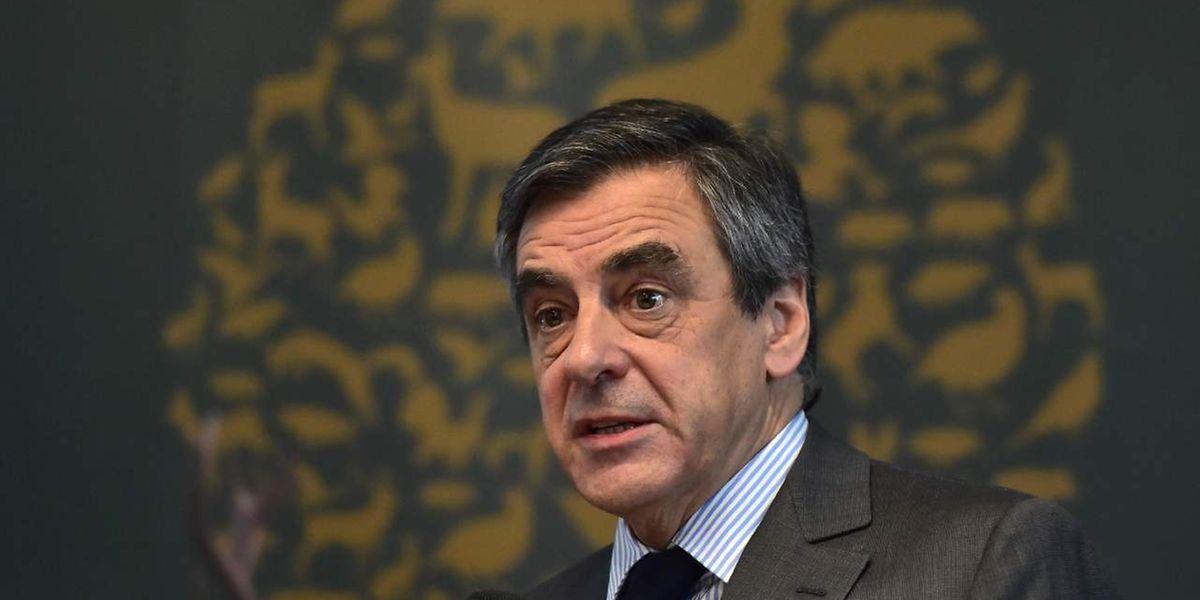 François Fillon muss sich vor der Justiz wegen Veruntreuung verantworten.