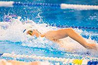 Max Mannes / Schwimmen, Challenge International / 17.11.2018 / Duedelingen / Foto: kuva