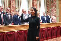 Das neue Gesicht am Krautmarkt: Die Grünen-Abgeordnete Semiray Ahmedova wurde am Dienstag vereidigt.