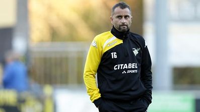 Trainer Paolo Amodio und Niederkorn stehen vor einer großen Herausforderung.