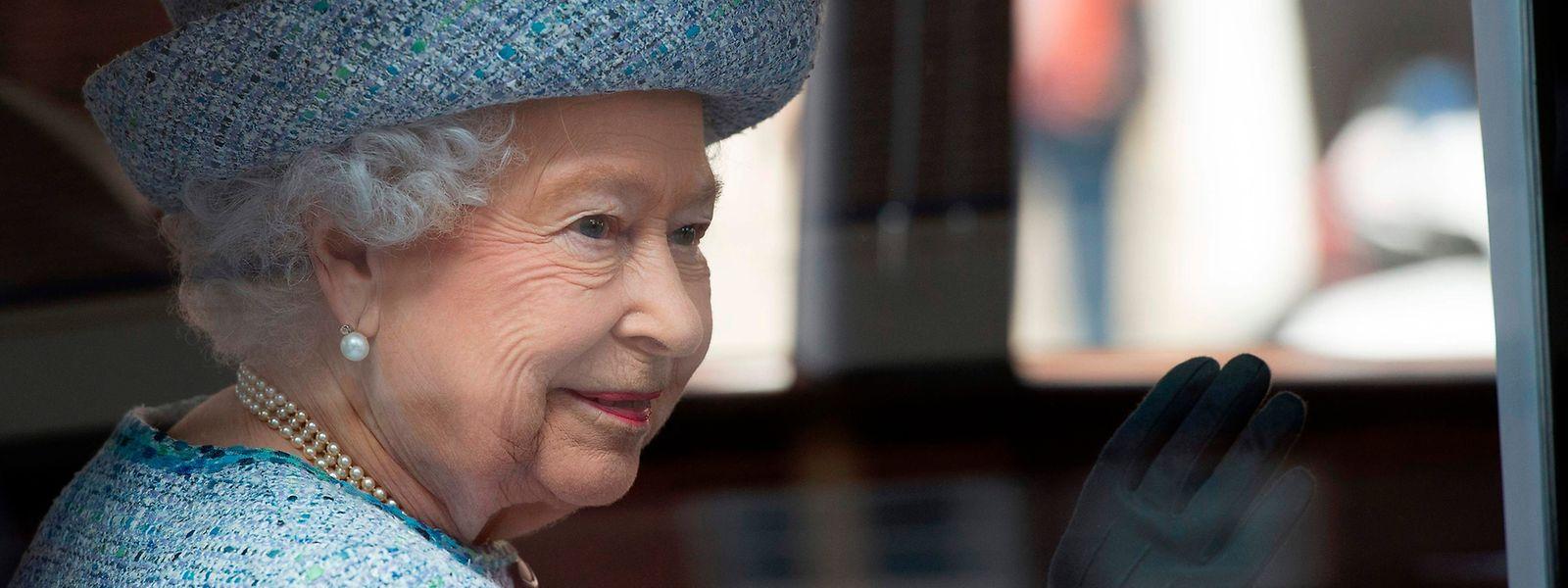 Die britische Königin Elizabeth II richtete eine sehr persönliche Nachricht an Großherzog Henri aus.