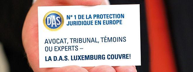 DAS Luxemburg est présent au Luxembourg depuis 40 ans