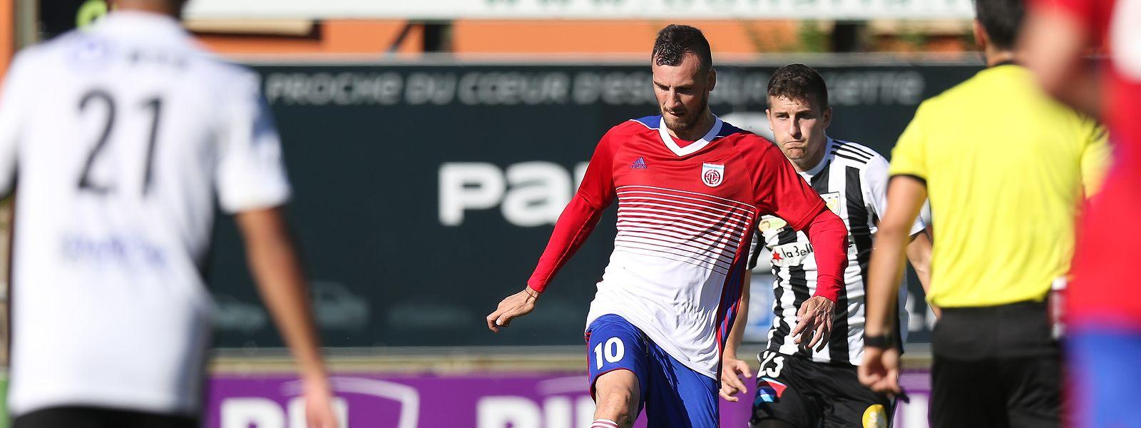 Stefano Bensi et le Fola débuteront la nouvelle saison devant leurs supporters.