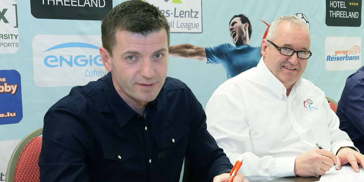 Jetzt ist es amtlich: Nikola Malesevic ist Trainer der neuen Frauen-Handball-Nationalmannschaft.