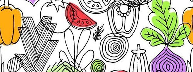 """Bio und regional: Die ideale Mischung, wenn man beim Einkauf auf den eigenen """"Fußabdruck"""" achtet."""