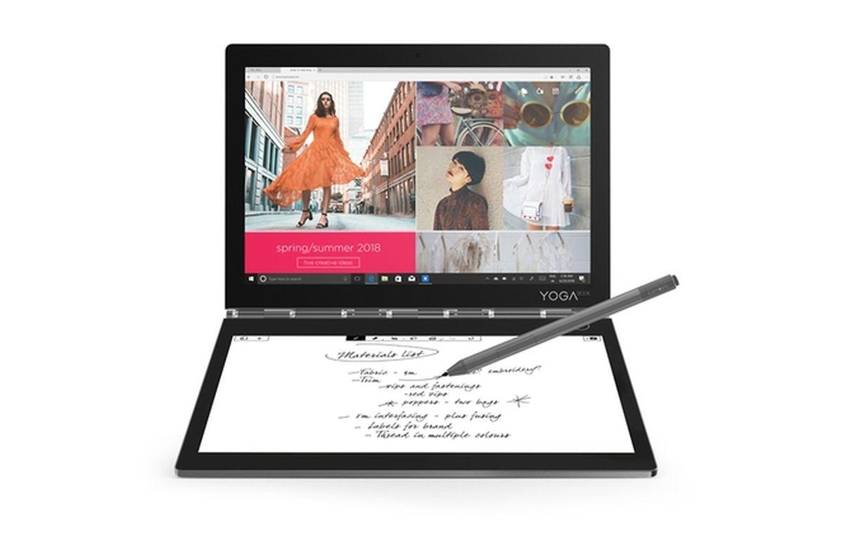 """Lenovo """"Yoga Book 930"""", Preis rund 1 200 Euro"""
