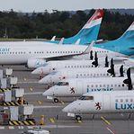 Luxair perdeu 81% de passageiros em relação a 2019