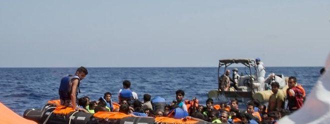 Die Überlebenden werden am Donnerstag in Palermo erwartet.