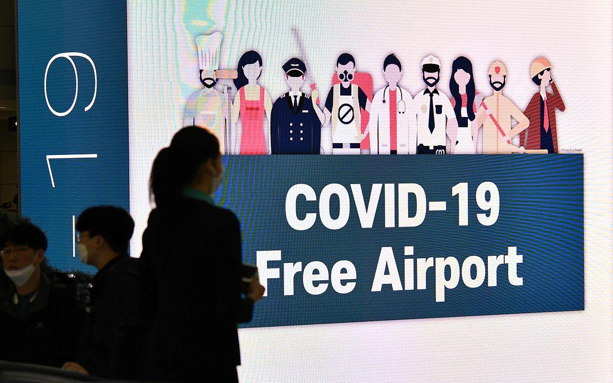 Südkorea hat gute Ergebnisse im Kampf gegen das Corona-Virus.