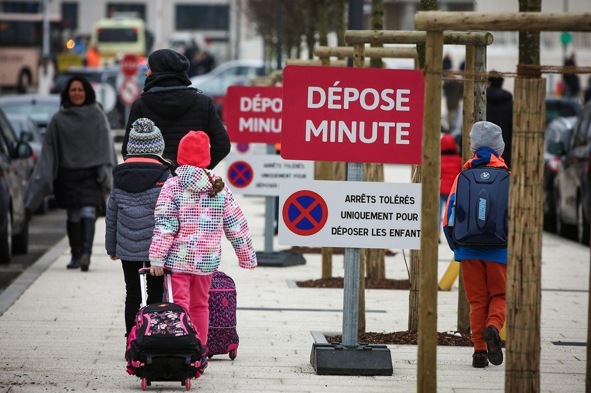 La Ville de Luxembourg souhaite un ramassage scolaire qui utilise les arrêts de bus de la capitale.
