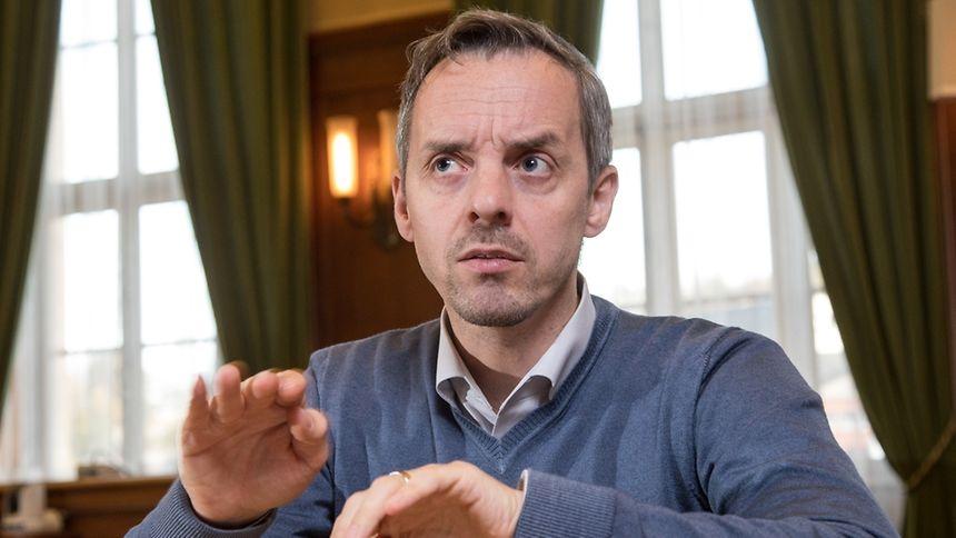 Künftig wird mit Georges Mischo ein CSV-Mitglied im Sitzungssaal des Escher Gemeinderates den Vorsitz führen. Ein Gedanke, an den sich viele erst noch gewöhnen müssen