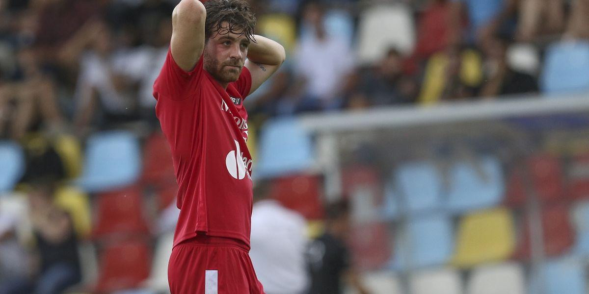 Nicolas Perez attendu comme le messie à Differdange. Premiers éléments de réponse dimanche soir contre Mondorf.