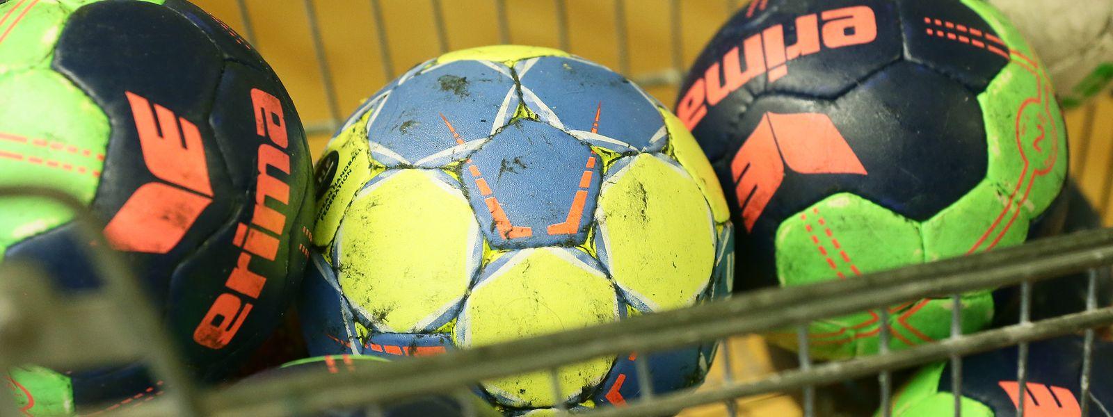 Ab Anfang März geht es im Handball um die Meisterschaft.