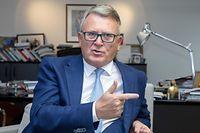 Beschäftigungsminister Nicolas Schmit hat einen Gesetzentwurf für Arbeitszeitkonten in der Privatwirtschaft eingereicht.