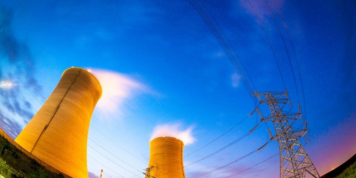 Der Atomreaktorblock Tihange 2 wird wieder hochgefahren.