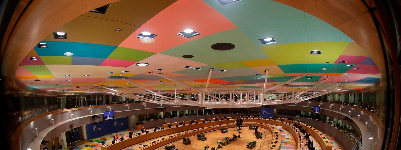 Wird die EU Härte zeigen?