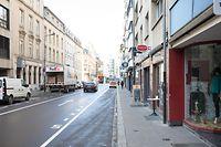 Wort.fr, Aménagement de la rue Notre-Dame, Hauteur du 14 rue Notre Dame,, Foto: Chris Karaba/Luxemburger Wort