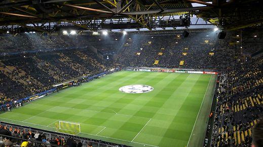 Rührende Geste der BVB-Fans