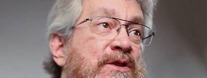 """Sandy Pentland, prestigieux chercheur du MIT, a été classé parmi les """"data-scientists"""" les plus influents de la planète."""