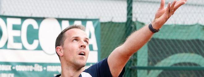 Mike Scheidweiler spielte seit 1998 für das FLT-Team.