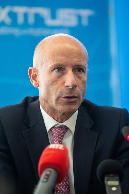 Danilo Cattaneo est le directeur général d'Infocert, la filiale à 100% de Tecnoinvestimenti avec laquelle s'associe LuxTrust