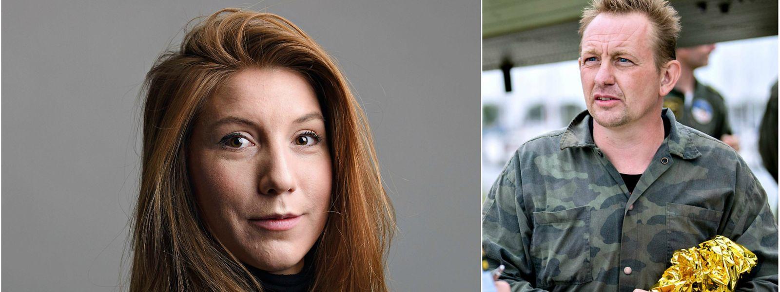 Die schwedische Journalistin Kim Wall verschwand vom U-Boot des Dänen Peter Madsen. Später wurde ihre zerstückelte Leiche gefunden.