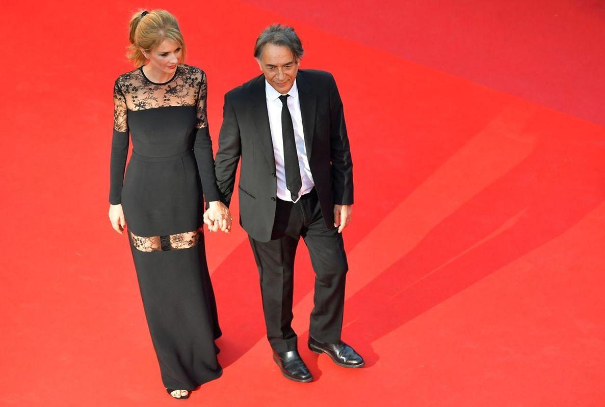Richard Berry et Pascale Louange