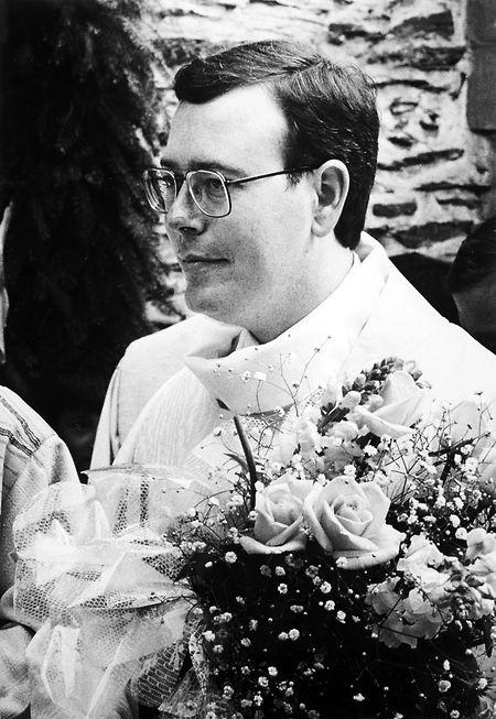 Jean-Claude Hollerich foi ordenado em 1990.