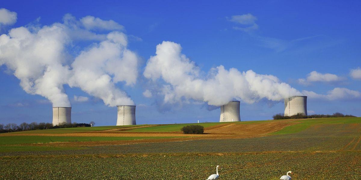 La centrale de Cattenom, à quelques kilomètres des frontières luxembourgeoise et allemande.