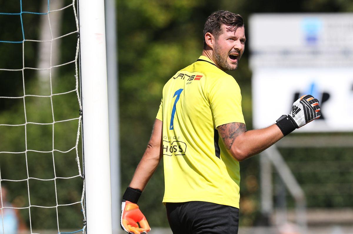 Sebastian Grub a stoppé le penalty de Florik Shala et Ezella a pris un point.