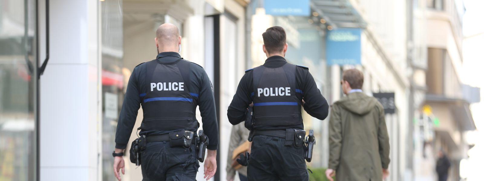 La police a indiqué qu'elle allait poursuivre ses contrôles sur la voie publique.