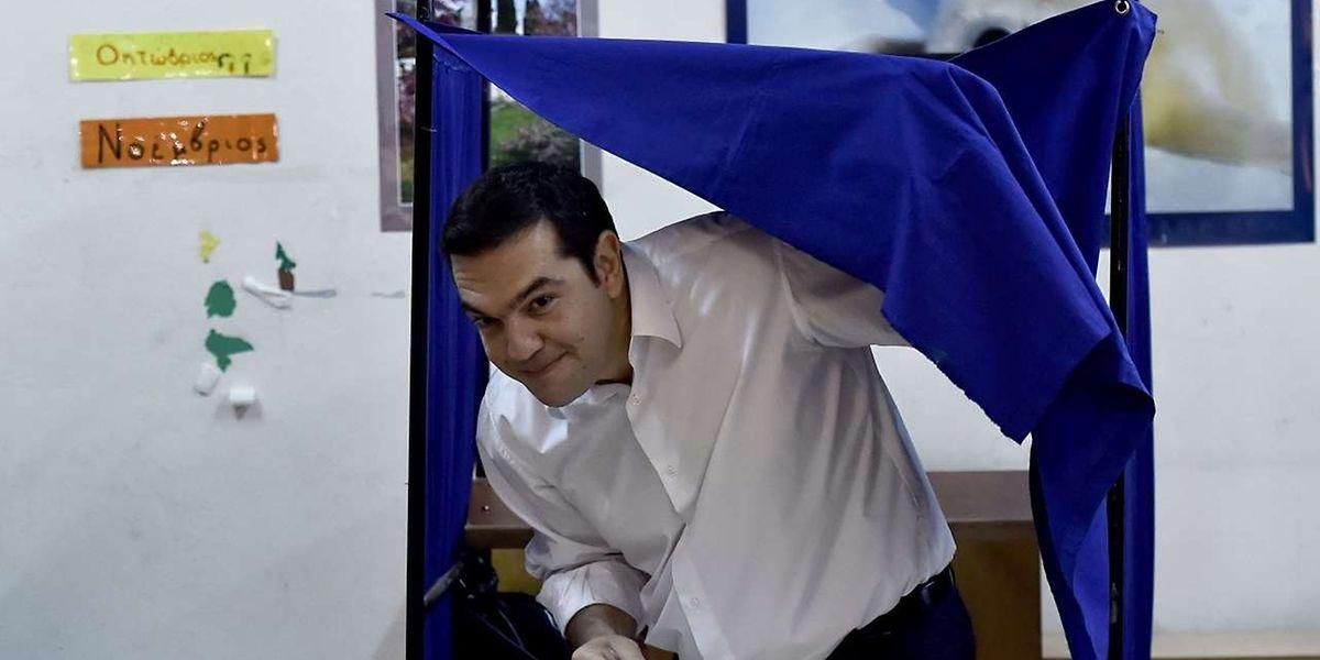 Alexis Tsipras est le grand vainqueur de ces élections anticipées