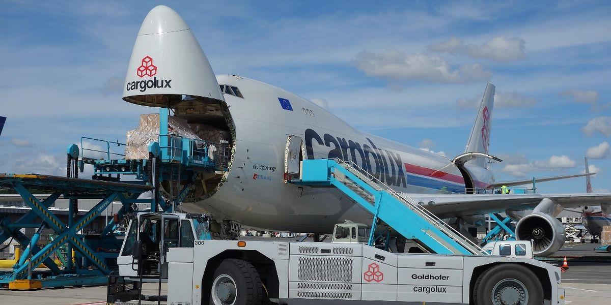 Neben dem Findel wird in Zukunft Zhengzhou im fernen China das zweite Standbein der Cargolux sein.