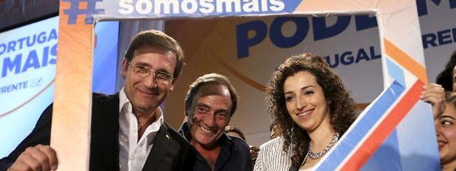 Nas últimas eleições o PSD, liderado por Passos Coelho, ganhou no distrito de Braga e ganhou também as eleições
