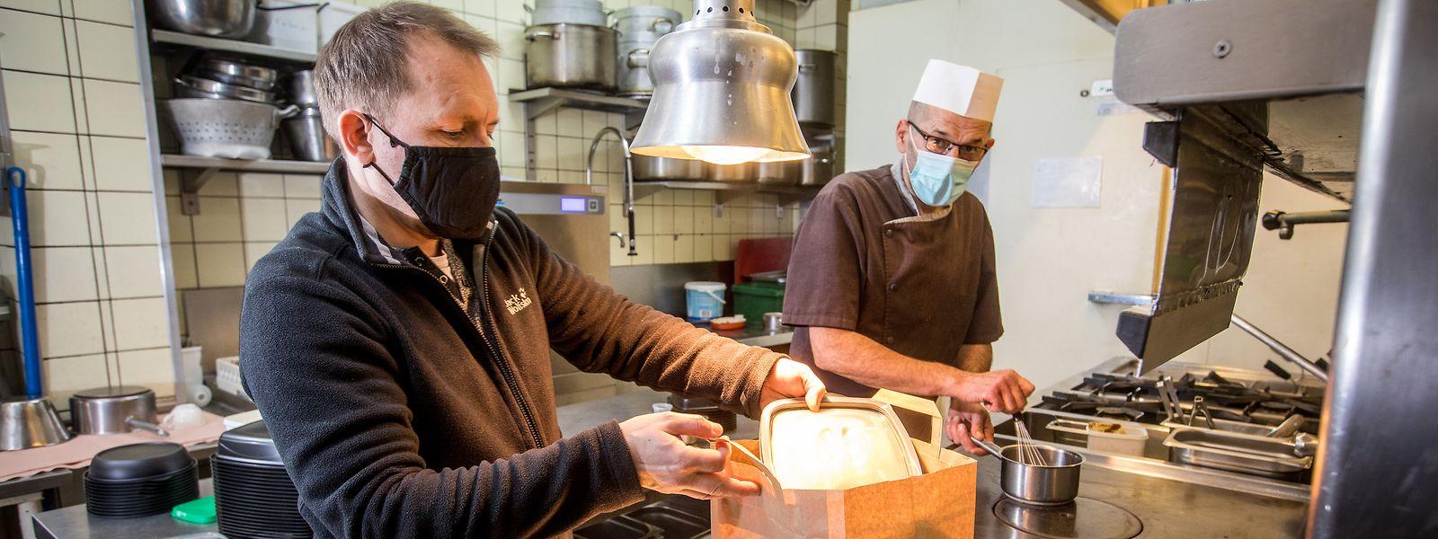 Face à la prolongation de la fermeture des bars et restaurants jusqu'au 31 janvier, une manifestation de restaurateurs doit avoir lieu samedi 16 janvier à Luxembourg-Ville.