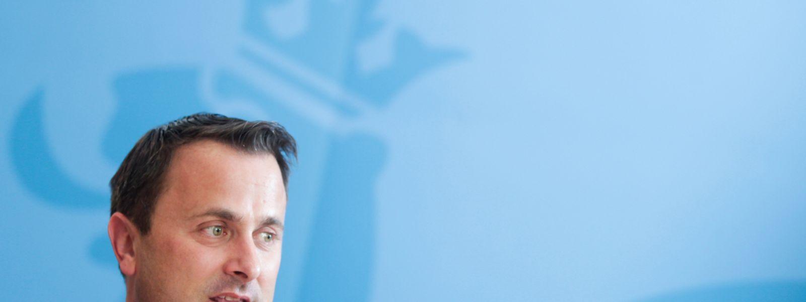 O primeiro-ministro Xavier Bettel critica tudo o que o CSV fez de errado nos últimos 10 anos, mas não diz que corta precisamente nos subsídios criados nos anos 70 pelos cristãos-sociais