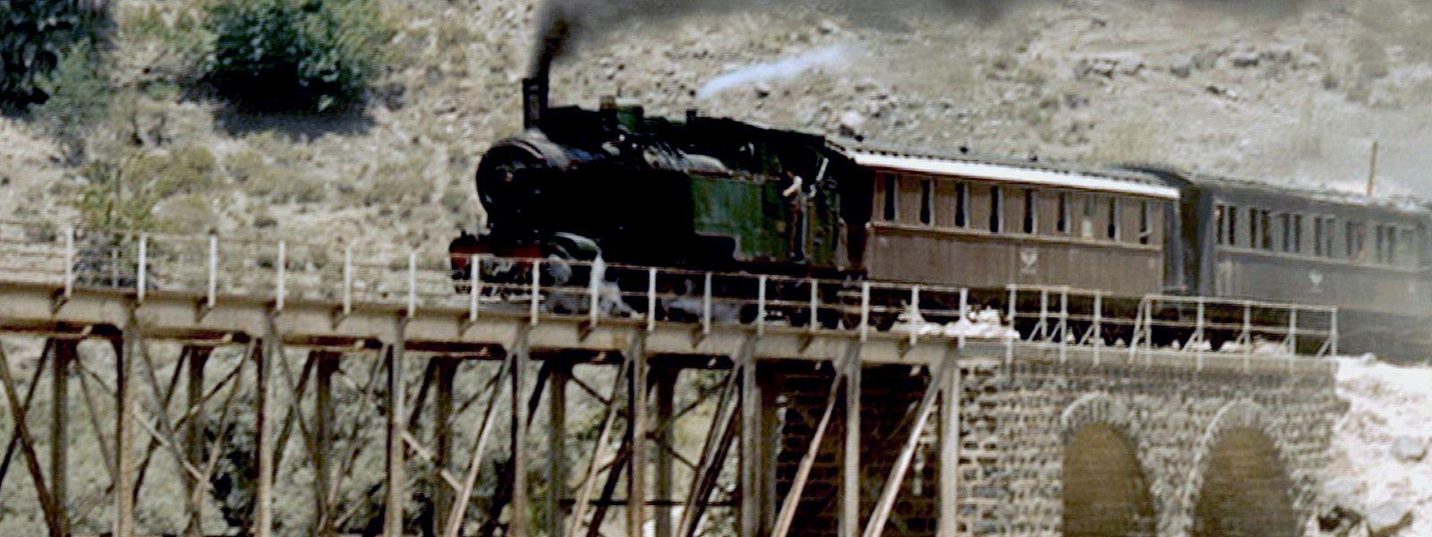 Die Bagdad-Bahn zählt zu den legendären Linien Europas.