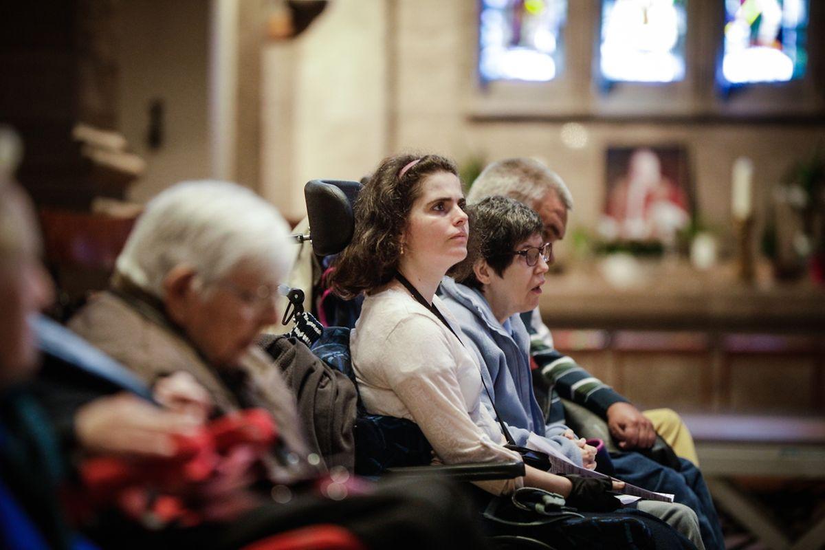 Messe für Menschen mit Behinderung