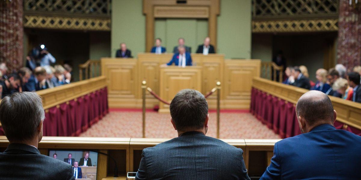 Einige Aussagen aus der Rede von Finanzminister Pierre Gramegna zum Budget 2017 sind zumindest interpretationsbedürftig.