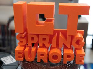 The ICT Spring conference in an annual event taking place in Luxembourg.