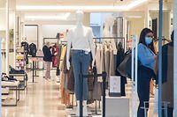 Wi , Luxemburg-Stadt , Kleidergeschäfte , Modebranche , Foto:Guy Jallay/Luxemburger wort
