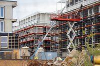 IPO,Wohnungsbau-Pacte Logement.SNHBM.Sozialer Wohnungsbau.hier:Kirchberg,Réimerwee.Foto: Gerry Huberty/Luxemburger Wort