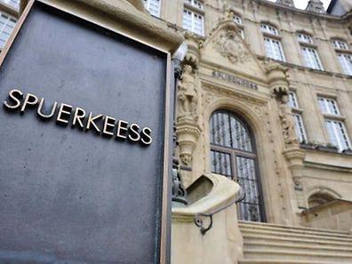 Vor einem Jahr erhielt das Finanzministerium aus Nordrhein-Westfalen Daten über 160.000 Konten von Spuerkeess-Kunden.