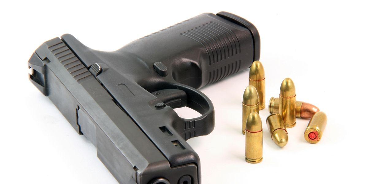 Rund 38.800 der gemeldeten Waffen werden fürSportschießen verwendet. 15.800 zu Jagdzwecken.