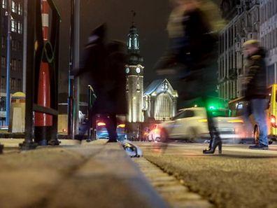 Am Mittwoch wurden bei einem Antidrogeneinsatz in Luxemburg-Stadt acht Personen verhaftet.