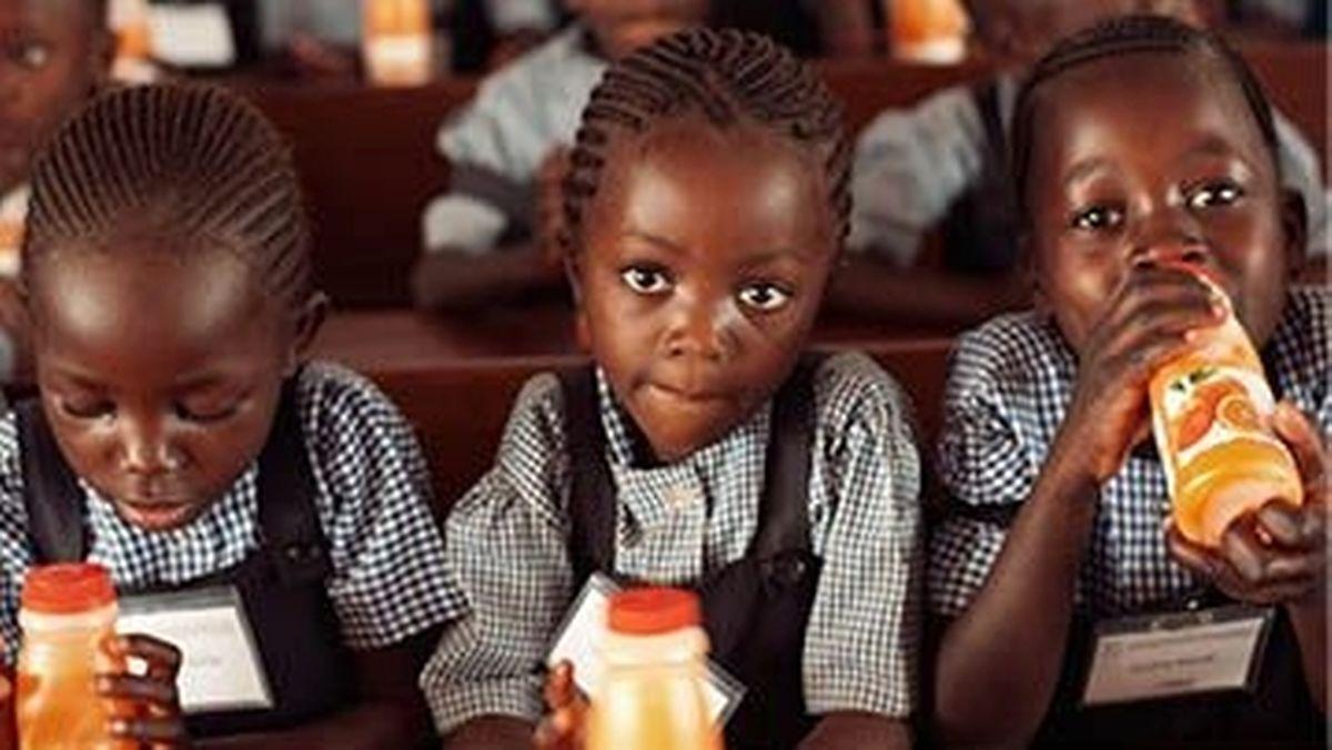 L'association s'occupe en priorité des filles, les enfants les plus vulnérables lors des conflits.