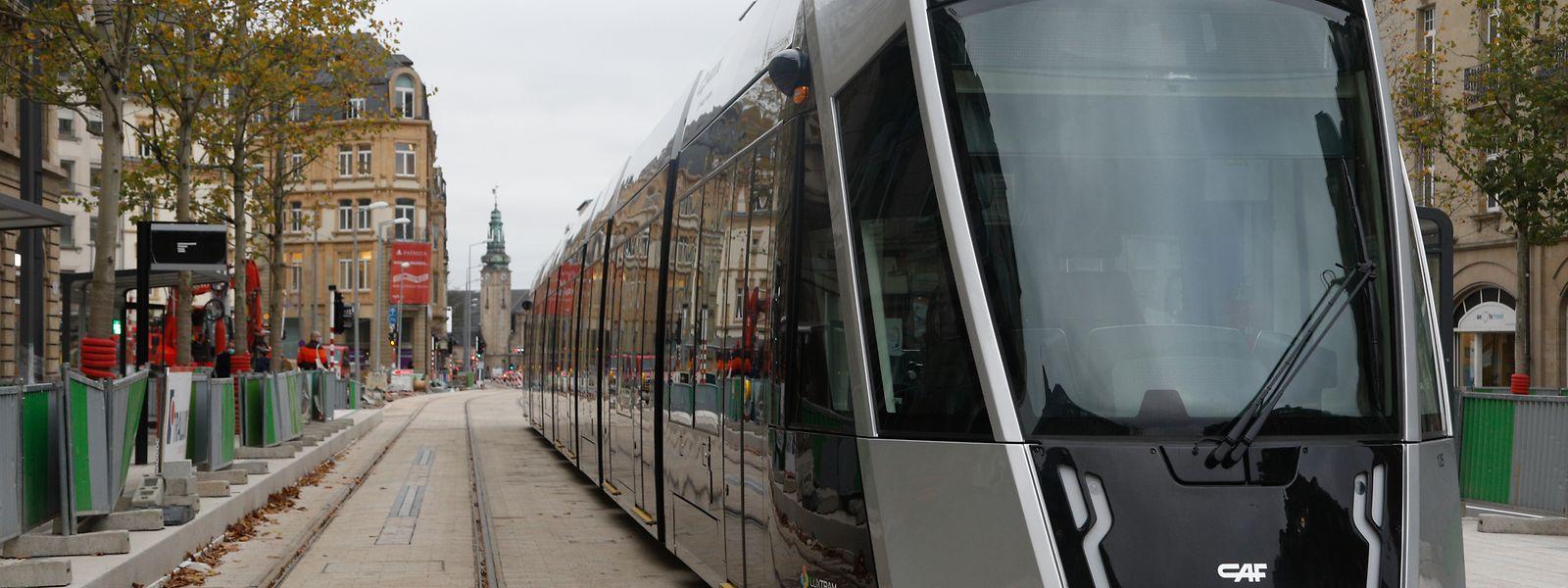 Nicht in jeder Region wird eine Tram fahren.
