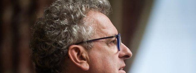 Pierre Gramegna als Buchhalter: unaufgeregt-nüchterne Präsentation des Etatentwurfs.